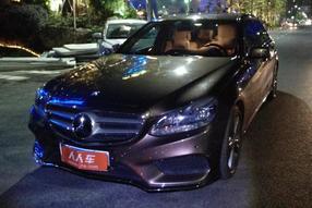奔驰-奔驰E级 2014款 改款 E 260 L 运动型