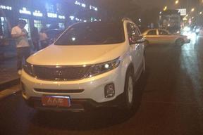 起亚-索兰托 2013款 2.4L 7座汽油至尊版