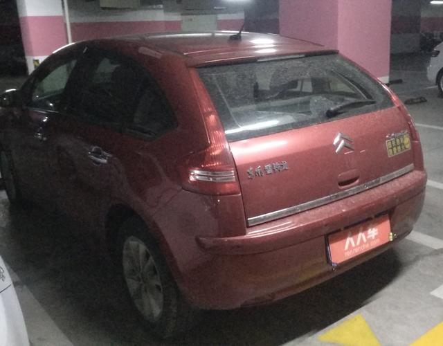 雪铁龙世嘉 2008款 1.6L 自动 两厢轿车 时尚型 (国Ⅲ)