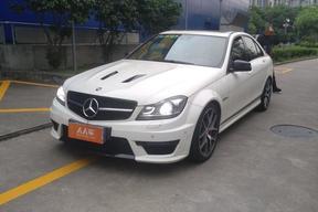 奔驰-奔驰C级AMG 2014款 AMG C 63 Edition 507
