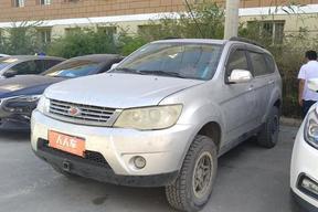 陆风-陆风X8 2009款 2.5T 柴油4X4豪华型