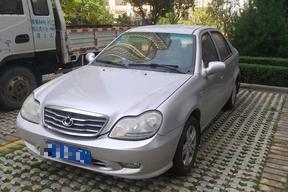 吉利汽车-自由舰 2012款 1.5L 手动运动型II