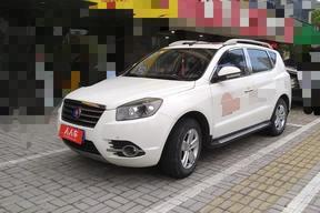吉利汽车-吉利SX7 2013款 2.4L 自动尊贵型
