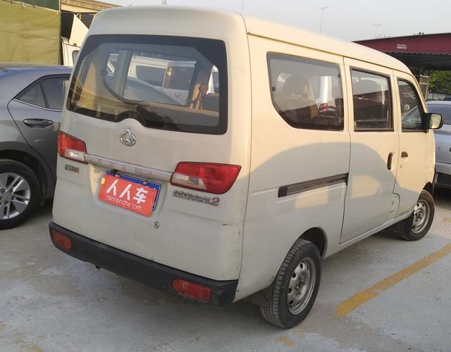 长安之星2 2009款 1.0L 手动 7座 SC6399基本型 (国Ⅳ)