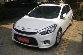 起亚-起亚K3S 2014款 1.6L 自动GLS(改装天然气)