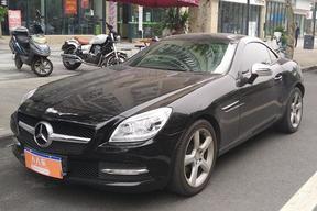 奔驰-奔驰SLK级 2011款 SLK 200 时尚型