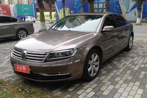 大众-辉腾 2012款 3.0L 商务型
