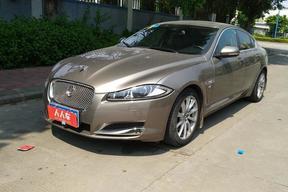 捷豹-捷豹XF 2012款 XF 3.0L V6风华版