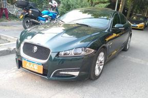 捷豹-捷豹XF 2013款 XF 3.0 SC 豪华版