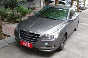 东风风神-东风风神S30 2011款 1.6L 手动尊雅型(改装天然气)