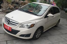 北京汽车-北京汽车E系列 2013款 两厢 1.5L 自动乐天版