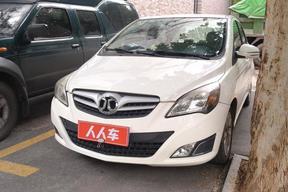 北京汽车-北京汽车E系列 2013款 三厢 1.5L 自动乐天版