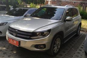 大众-Tiguan 2012款 2.0TDI 舒适版