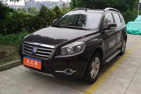 吉利汽车-吉利SX7 2013款 1.8L 手动进取型