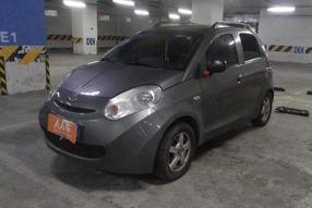 瑞麒-瑞麒M1 2009款 进化版 1.0L 手动豪华型