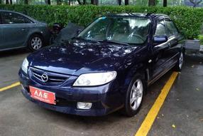 海马-海福星 2004款 1.6L GLX