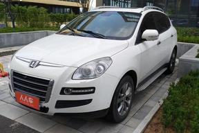 纳智捷-大7 SUV 2012款 锋芒限量版 2.2T 四驱智尊型