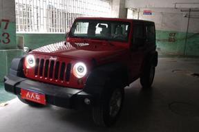 Jeep-牧马人 2012款 3.6L Rubicon 两门版