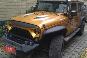 Jeep-牧马人 2014款 3.0L Sahara 四门版