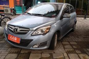 北京汽车-北京汽车E系列 2012款 两厢 1.3L 手动乐天版