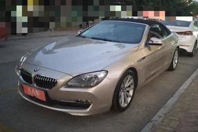 宝马-宝马6系 2013款 640i敞篷轿跑车
