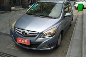 北京汽车-北京汽车E系列 2012款 两厢 1.3L 手动乐活版