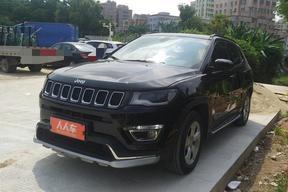 Jeep-指南者 2017款 200T 自动家享版