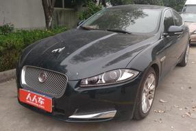 捷豹-捷豹XF 2015款 XF 2.0T 豪华版
