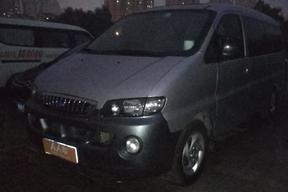 江淮-瑞风 2011款 2.4L彩色之旅 汽油舒适版HFC4GA1-C