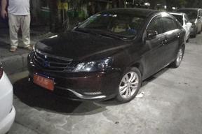 吉利汽车-帝豪 2014款 三厢 1.3T CVT尊贵型