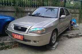 奇瑞-旗云 2007款 1.6L 豪华型