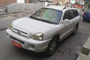 华泰-圣达菲经典 2012款 2.0L 汽油手动两驱舒适型(改装天然气)