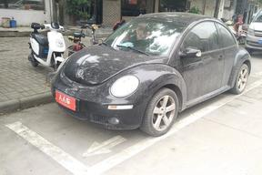 大众-甲壳虫 2008款 1.8T AT 豪华型