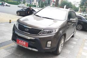 起亚-索兰托 2013款 2.4L 7座汽油豪华版