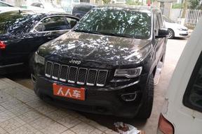 Jeep-大切诺基(进口) 2014款 3.6L 舒适导航版