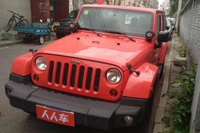 Jeep-牧马人 2013款 3.6L Sahara 四门版