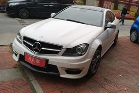奔驰-奔驰C级AMG 2012款 AMG C 63 Coupe 动感型