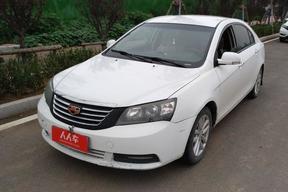 吉利汽车-经典帝豪 2013款 三厢 1.8L 手动精英型
