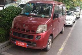 铃木-浪迪 2007款 1.4L手动豪华型(改装天然气)