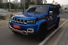 北京-北京BJ40 2018款 PLUS 2.3T 自动四驱环塔冠军版