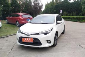 丰田-雷凌 2014款 1.6G CVT精英版