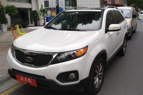 起亚-索兰托 2012款 2.2T 柴油舒适版