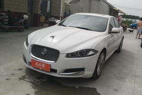 捷豹-捷豹XF 2012款 XF 3.0L V6伦敦限量版