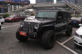 Jeep-牧马人 2015款 2.8TD Sahara 四门舒享版