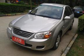 起亚-赛拉图 2010款 1.6L MT GL