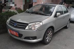 吉利汽车-金刚 2010款 2代 1.5L 手动豪华型