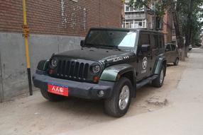 Jeep-牧马人 2008款 3.8L Sahara 四门版