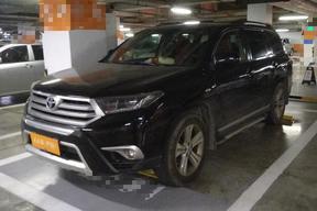 丰田-汉兰达 2012款 2.7L 两驱7座豪华版