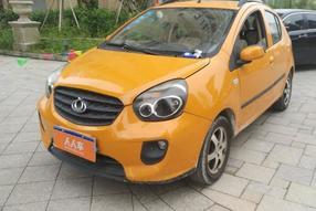 吉利汽车-熊猫 2014款 CROSS 1.3L 手动精英型