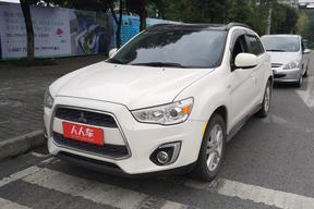三菱-劲炫ASX 2013款 2.0L CVT四驱尊贵版
